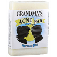 Remwood 64012 Grandma's 4 Ounce Acne Bar For Normal Skin