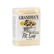 Remwood 67002 Grandma's Pure And Natural Pet Soap Bar For Sensitive Skin