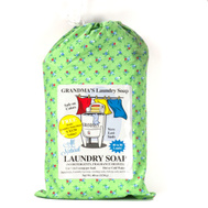 Remwood 70012 Grandma's 40 Ounce Laundry Soap With Free Laundry Stain Stick In Random Color Bags