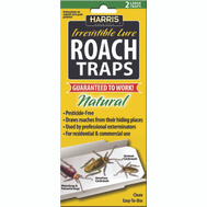 PF Harris RTRP Roach Trap With Lure 2 Pack