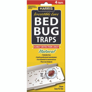 PF Harris BBTRP Bed Bug Trap With Lure 2 Pack
