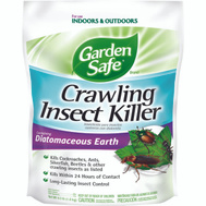 Spectrum HG-93186 Garden Safe Insect Diatomaceous Earth 4 Pound