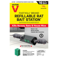 Woodstream M930 Station Bait Rat Refill 8Ct