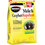 Sweeneys M7001-1 Sweeneys Mole And Gopher Granules 4 Pound Bag