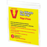 Woodstream M231 Victor Trap Flea Refills Victor 3 Pack