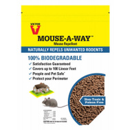 Woodstream M806 Victor 1.75 Pound Granule Mouse Repellant