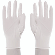 Boss 1UL0004M Gloves Latex Disposable Medium 100 Count