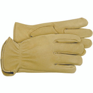 Boss 4085L Unlined Deerskin Drivers Gloves Large