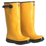 Safety Works 2KP448116 SZ16 17 Inch YEL Rubb Boot