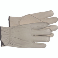 Boss 4068M Cowhide Grain Leather Drivers Gloves Medium