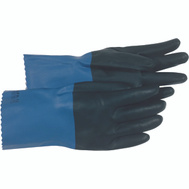 Boss 34L Neoprene Cotton Lined 12 Inch Protective Gloves Large