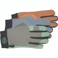 Boss 790 Boss Guard Leather Palm Safety Gloves Ladies Medium