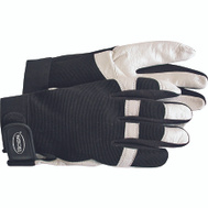 Boss 4047L Goatskin And Spandex Protective Gloves Large