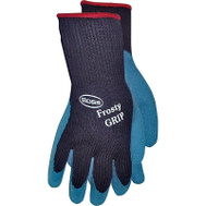 Boss 8439S Frosty Grip Insulated Rubber Dipped Knit Gloves Small