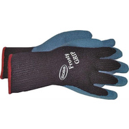 Boss 8439M Frosty Grip Insulated Rubber Dipped Knit Gloves Medium