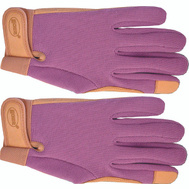 Boss 793M Grain Goat Skin & Spandex Leather Palm Gloves Ladies Medium
