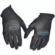 Boss 7850N String Knit Nitrile Palm Gloves S Large 5 Pack