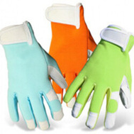 Boss 781 Gloves Ladies Goatskin White