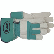 Boss 4199B Grain Pearl Pigskin Thinsulate Leather Palm Gloves Ladies Small