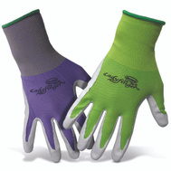 Boss 8438XS Ladies Nitrile Palm Grip Gloves Extra Small
