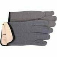 Boss 535 Jersey Shell Thinsulate Lined Random Gray Or Blue Gloves Large