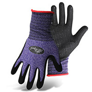 Boss 8444S Glove Nitrile Dotted Palm Sm