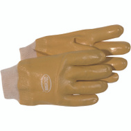 Boss 930 Heavy Duty PVC Coated Jersey Knit Wrist Large