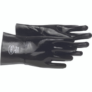 Boss 951 Chemical Guard Large Neoprene Gloves With Gauntlet Cuff