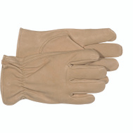 Boss 4052L Pigskin Unlined Leather Drivers Gloves Large