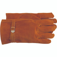 Boss 4071L Split Cowhide Leather Drivers Gloves Large