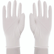 Boss 1UL0004X Gloves Latex Disposable Extra-Large 100 Count