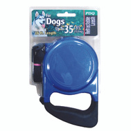 Boss Pet 11446 Lead Retractable 35 Pound Cord16ft