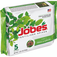 Easy Gardener 01000 Jobes Fertilizer Tree Spikes 5 Pack 5 Pack