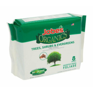 Easy Gardener 01210 Jobes Fertilizer Tree/Shrub Organic 8 Pack