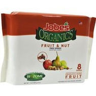 Easy Gardener 01213 Jobes Spike Fruit/Nut Organic 8Pk