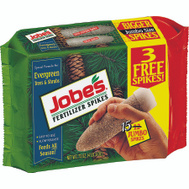 Easy Gardener 01611 Jobes Spikes Fertilzr Evergreen 15Pk 15 Pack