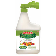 Easy Gardener 05755W Jobes Hose End All-Prps Liquid 32 Ounce