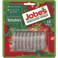 Easy Gardener 06000 Jobes Tomato Fertilizer Spikes 18 Pack