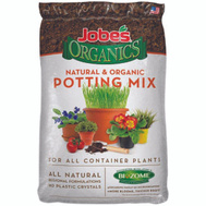 Jobes Soils 08720P Jobes Mix Potting Organic 2Cu Ft Bag