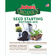 Jobes Soils 08728 Jobes Mix Potting/Seed Start Bag 8Qt