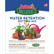 Jobes Soils 08748 Jobes Mix Potting Water Retain 8Qt