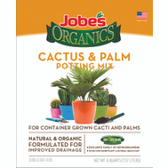 Jobes Soils 08788 Jobes Mix Potting Cactus/Palm 8Qt