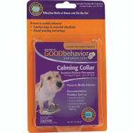 Sergeants 02078 Sentry Good Behavior Calming Collar For Dogs And Puppies Lavender Chamomile Fragrance Up To 28 Inch Neck