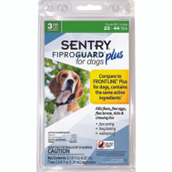 Sergeants 03161 Cntrl Pet Fl/Tk Dog 23- 44 Pound