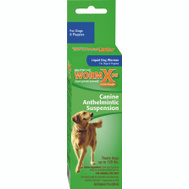 Sergeants 17500 Sentry HC Wormx De Wormer For Dogs And Puppies Liquid 2 Ounce