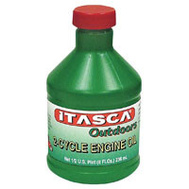 Itasca 702275 8 Ounce Utility 2 Cycle Oil