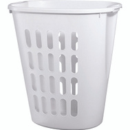Sterilite 12568006 Hamper Oval White