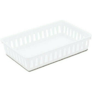 Sterilite 16068024 Tray Storage White