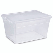 Sterilite 16598008 Basket Storage 23 By 16-1/4 By 12-3/8In