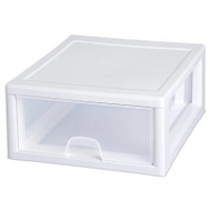 Sterilite 23018006 16 Quart Stacking Drawer